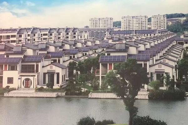 绿色建筑项目
