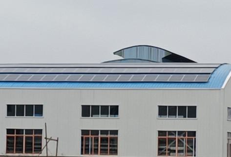江西缆胜电力公司1.41mw屋顶分布式