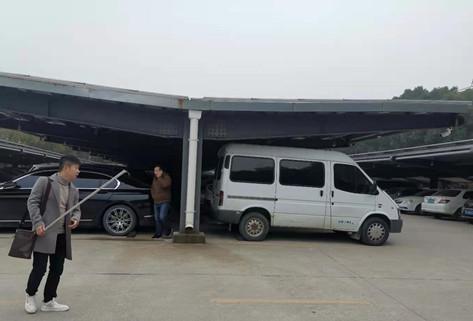 福州路省体育局光伏车棚项目